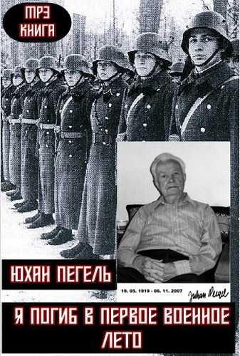Юхан Пеэгель. Я погиб в первое военное лето