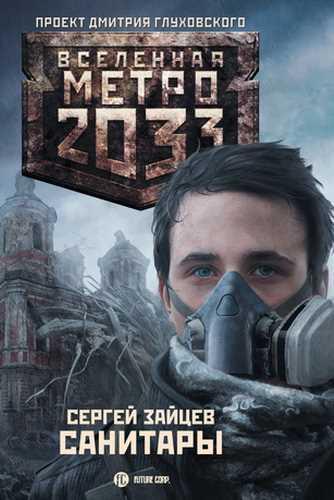 Сергей Зайцев. Метро 2033. Санитары