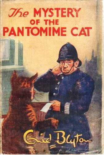 Энид Блайтон. Тайна кота из пантомимы