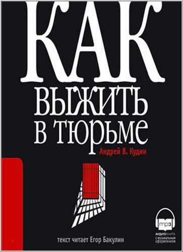Андрей Кудин. Как выжить в тюрьме