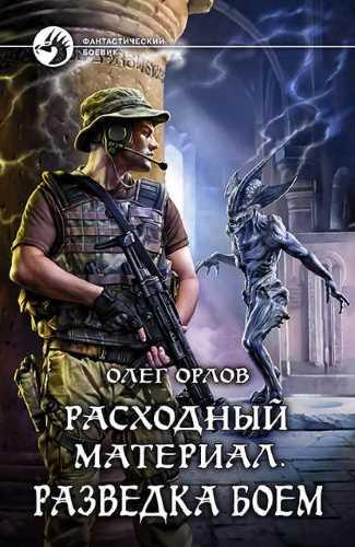 Олег Орлов. Расходный материал 2. Разведка боем