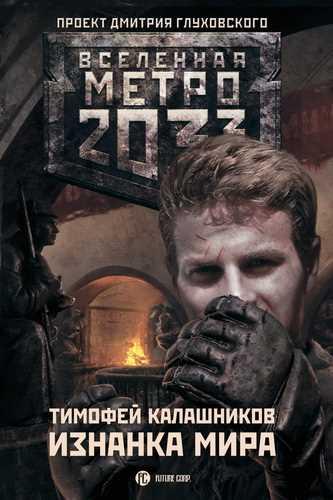 Тимофей Калашников. Метро 2033. Изнанка мира