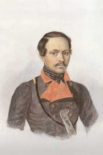 Михаил Лермонтов. Лугин