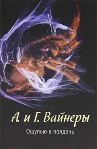 Аркадий и Георгий Вайнеры. Ощупью в полдень