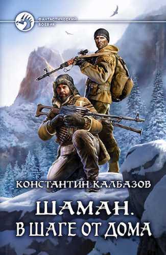 Константин Калбазов. Шаман 3. В шаге от дома