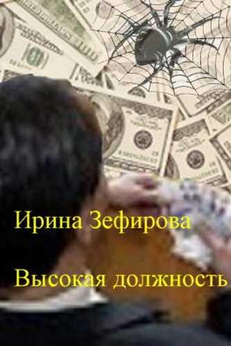 Ирина Зефирова. Высокая должность