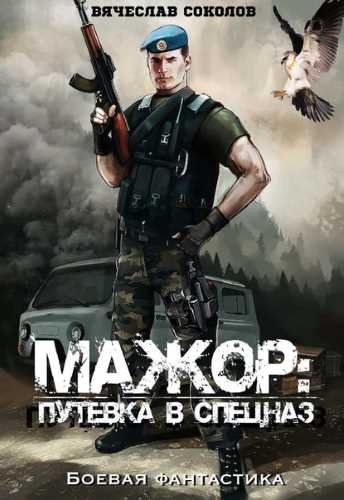 Вячеслав Соколов. Мажор. Путёвка в спецназ