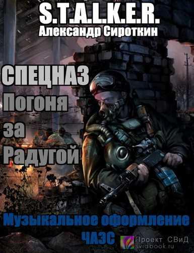 Александр Сироткин. Спецназ - Погоня за Радугой (Серия S.T.A.L.K.E.R.)