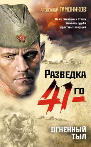 Александр Тамоников. Огненный тыл