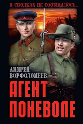 Андрей Ворфоломеев. В сводках не сообщалось… Агент поневоле