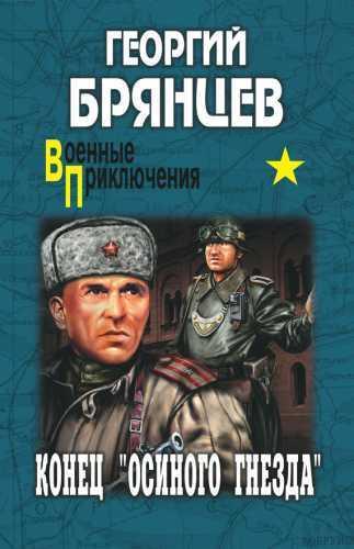 Георгий Брянцев. Конец осиного гнезда