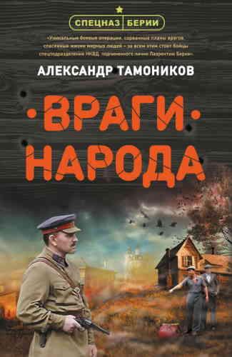 Александр Тамоников. Враги народа