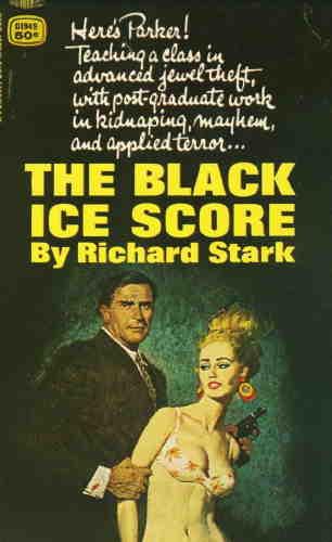 Ричард Старк. Похищение черного льда