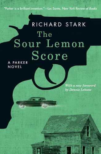 Ричард Старк. Похищение кислого лимона
