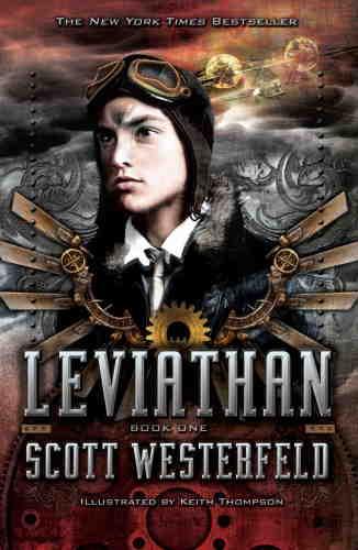 Скотт Вестерфельд. Левиафан 1