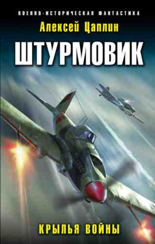 Алексей Цаплин Штурмовик 1. Крылья войны